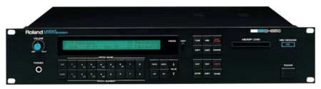 Roland D-550