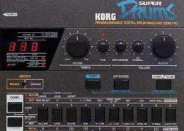 Korg DDM-110