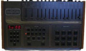 MXR Drum Computer 185
