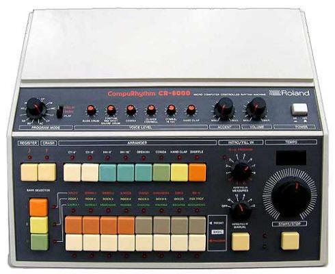 Roland CR-8000