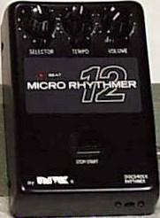 Univox Micro Rhythmer 12