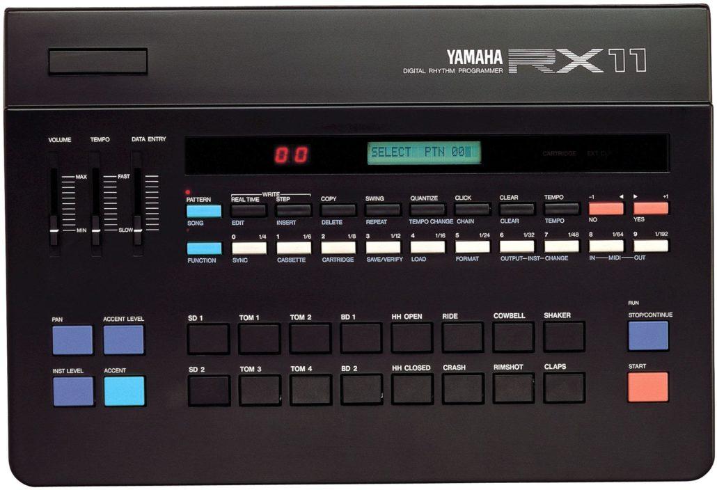 Yamaha RX-11