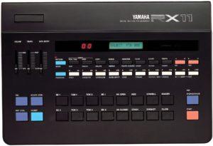 Yamaha RX11