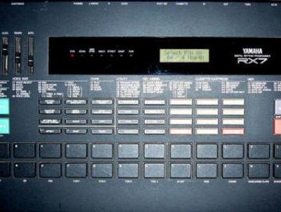 Yamaha RX-7