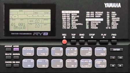 Yamaha RY-8