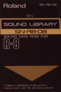 Roland SN-R8-08 Dry