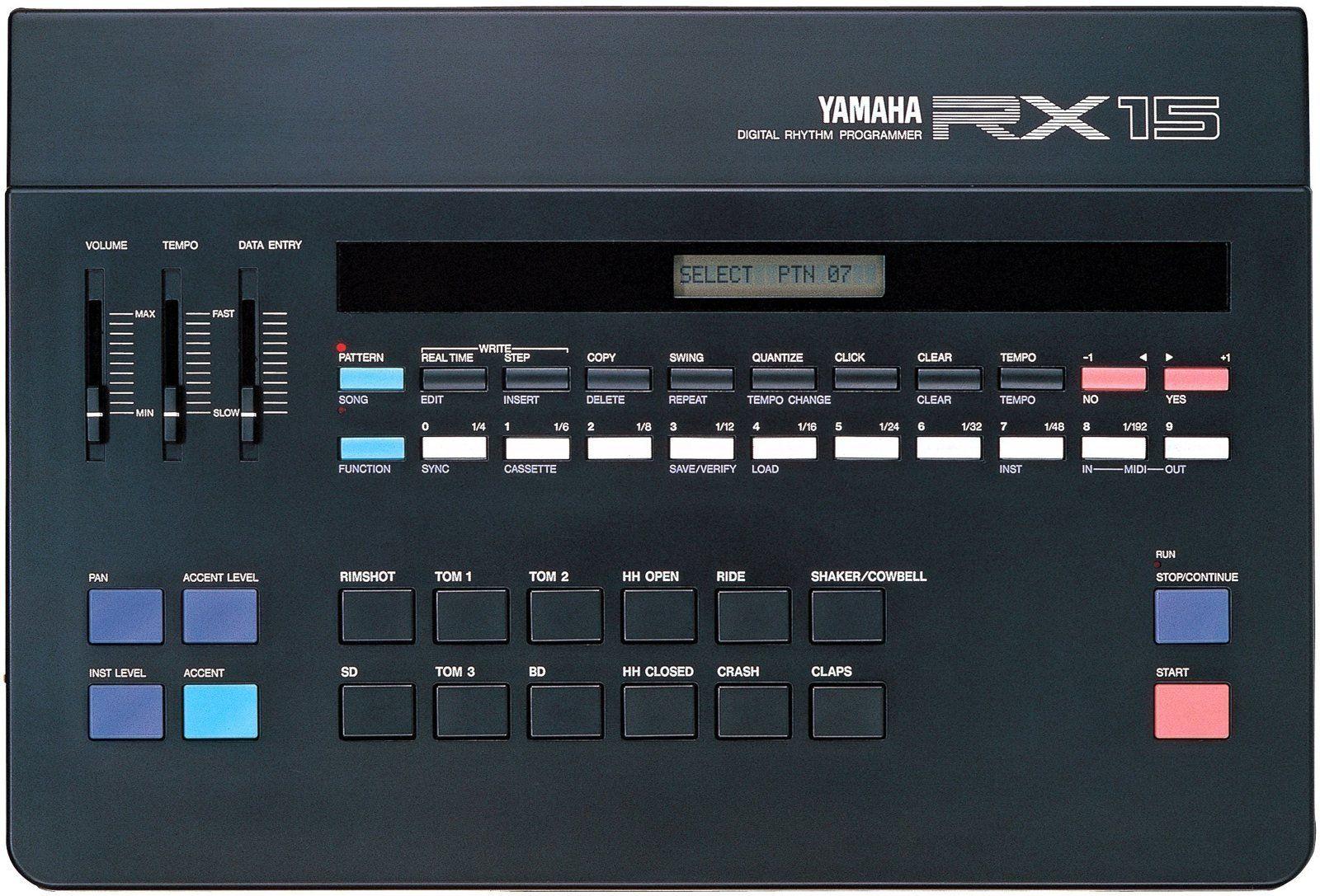 Yamaha RX15