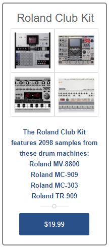 Roland Club Kit